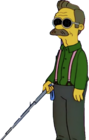 Ned Flanders (Bart to the Future)