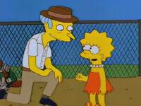 Pan Burns dzieli się z Lisą zyskami