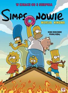 Simpsonowie - Wersja kinowa