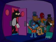Untilted Itchy and Scratchy