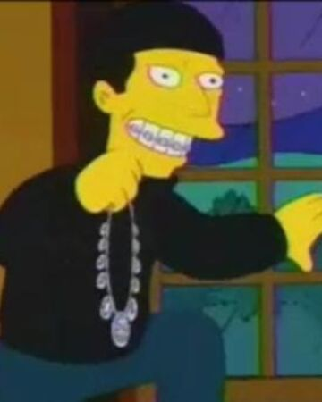 Man With The Braces Simpsons Wiki Fandom
