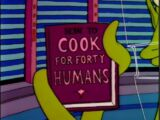 How to Cook for Forty Humans