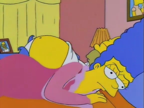 The simpsons grampa vs sexual inadequacy episode