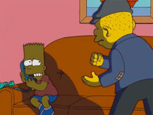 Bart valentão bullying