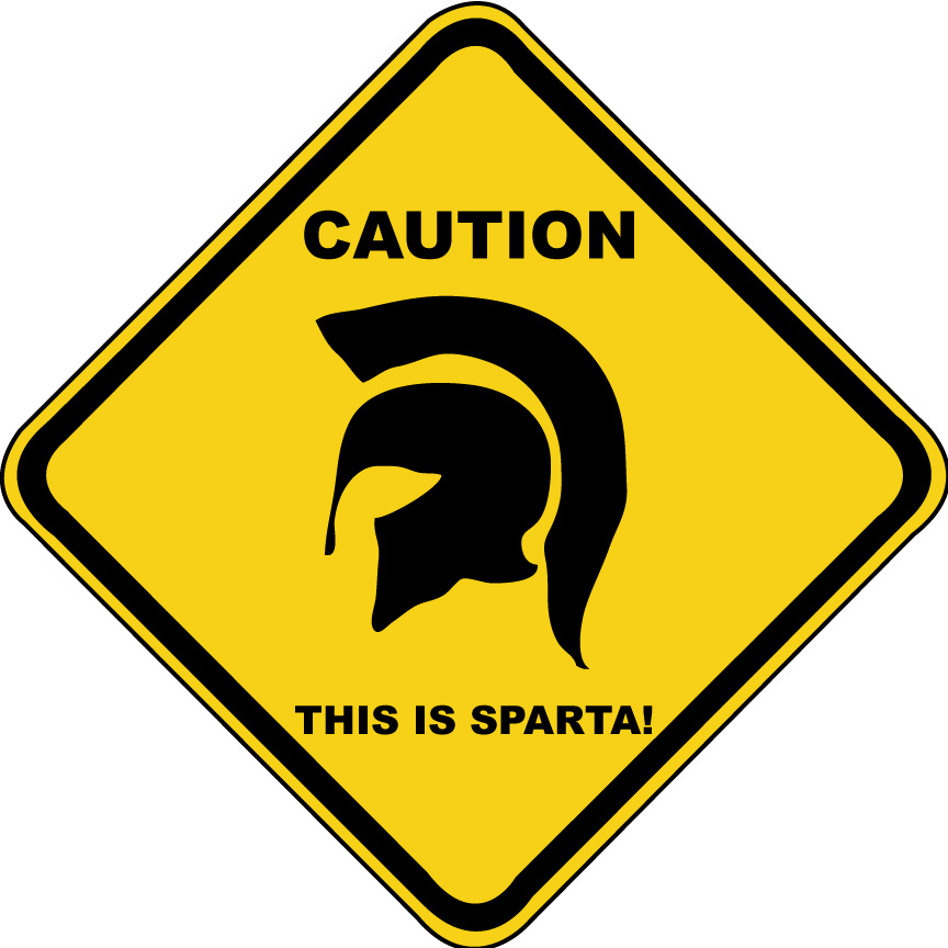 image caution this is sparta jpg simpsons wiki fandom powered
