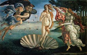 O Nascimento de Vênus 2