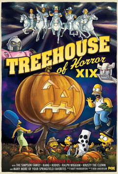 Simpson Horror Show XIX