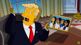 Trump Singing