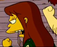 Laura Powers (Simpsons Movie cameo)