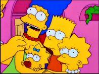 Marge singing