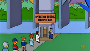Treehouse of Horror X - Operation Exodus