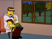 Doktor Foster i mały Ned