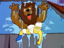 Lance Murdock tanque leão