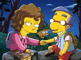 Homer Mãos de Tesoura