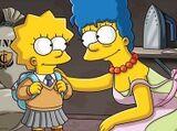 Lisa Simpson, Esta Não é a Sua Vida