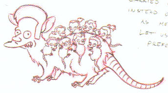 File:Apu and Octuplet Oppossums (Official Sketch).PNG