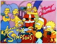 Gwiazdka Simpsonów1