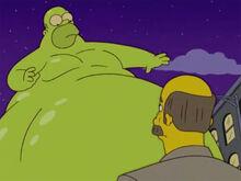 Homer monstro dr. phil