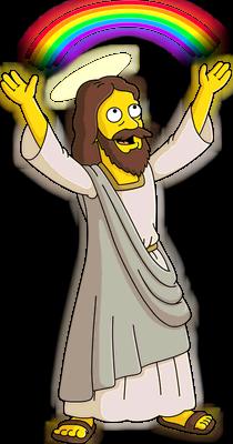 Jesus Christ  Simpsons Wiki  FANDOM powered by Wikia