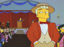 Lyle lanley prefeito mordeu a isca