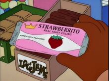 Strawberrito