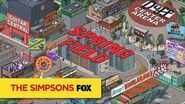 "THE SIMPSONS Spring Field from ""The Girl Code"" ANIMATION on FOX"