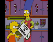 The Simpsons' Christmas Message -00009