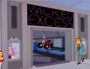 Wicked Excess