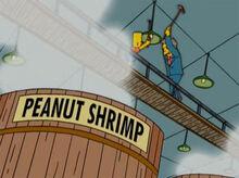 Bart vs skinner amendoim camarão 2