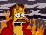 HomerAndNed'sHailMaryPass-DevilFlanders