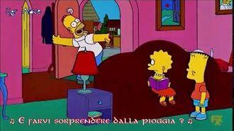 I Simpson Homer Simpson - Escape (The Piña Colada Song) (Sub Ita)