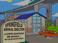 Springfield Animal Shelter (I, Annoyed Grunt-Bot)