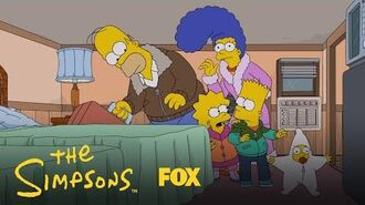 The Family Moves Into The Showing Room Season 30 Ep. 10 THE SIMPSONS