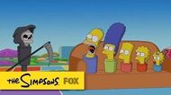 "The Game of Life Couch Gag from ""Pay Pal"" THE SIMPSONS ANIMATION on FOX"