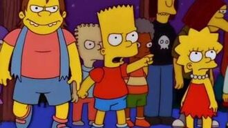 The Simpsons - Kids vs Adults