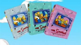 The Simpsons DVD Collection Trailer
