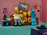 Nothing But Clay couch gag