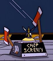 Chopscrew