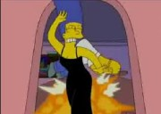 Marge corra!!!!