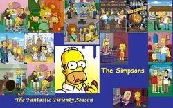 Os Simpsons Vigésima Temporada