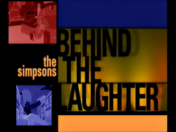 Behind the Laughter 1