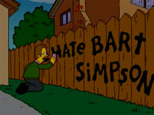 Ned cerca i hate bart