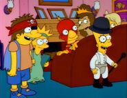 Simpsons costumes