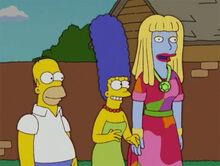 Simpsons golem feminino