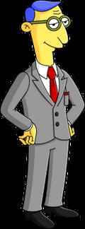 Błękitnowłosy prawnik