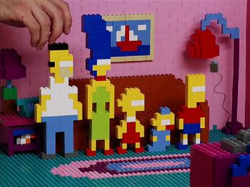 Lego simpsons wiki