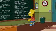 Dark Knight Court Chalkboard Gag