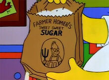 Farmer homer's sugar