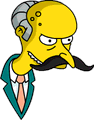 Tapped Out Mr. Snrub Icon