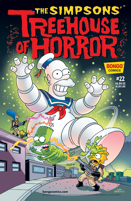 The Simpsons' Treehouse of Horror 22 | Simpsons Wiki